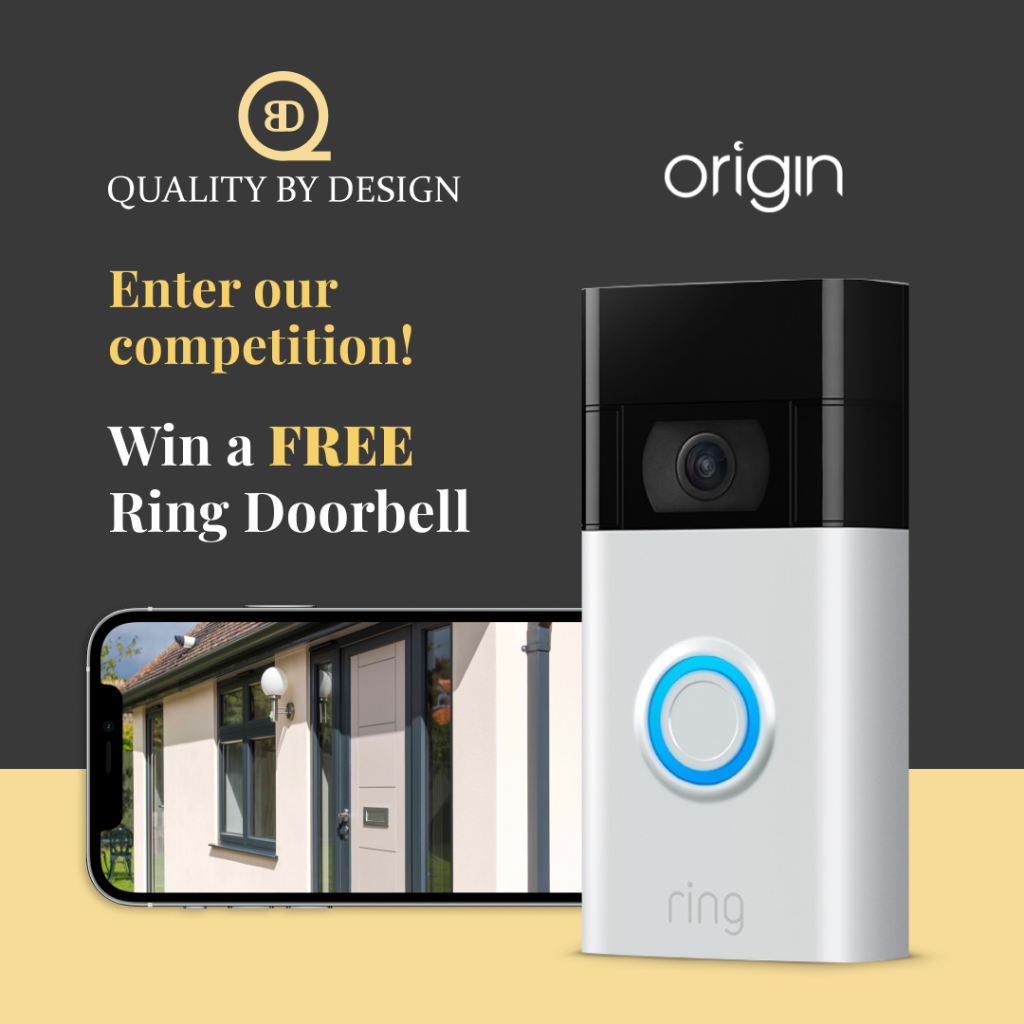 Ring Doorbell competition
